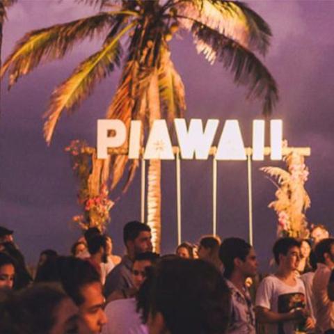 Reveillon Piawaii – Barra Grande / Piau -PI